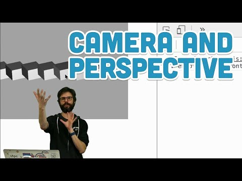 18.5: Camera and Perspective - WebGL and p5.js Tutorial