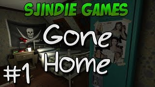 Sjindie Games - Gone Home
