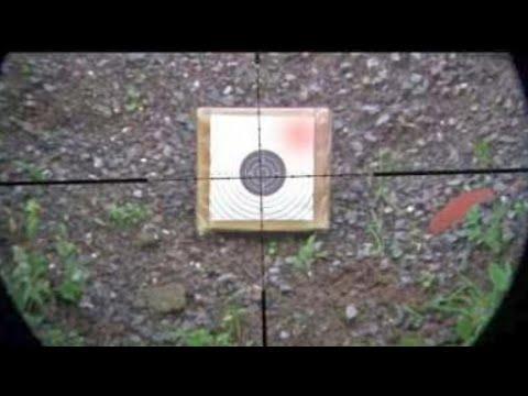 Cara zeroing teleskop senapan angin part 1 youtube