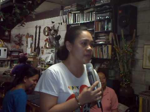 chirstmas 2009 karaoke in our makati home version 01