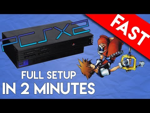 2017: PCSX2 Emulator for PC: Full Setup and Play in 2 Minutes (The PS2 Emulator)
