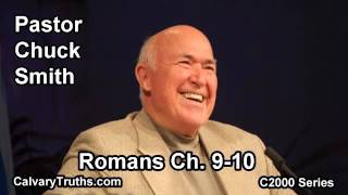 45 Romans 9-10 - Pastor Chuck Smith - C2000 Series