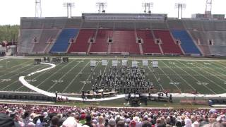 Calgary Stampede Show Band 2015