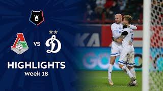 Highlights Lokomotiv vs Dynamo 1 2