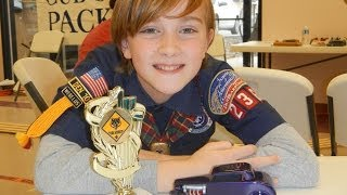 2014 Cub Scout Pack 236 Pinewood Derby