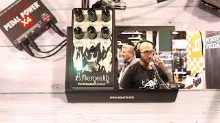 EarthQuaker Devices - Afterneath V3 at NAMM 2020 (Fixed)