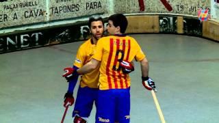 [highlights] hoquei patins (ok liga): ce noia freixenet - fc barcelona lassa (3-9)