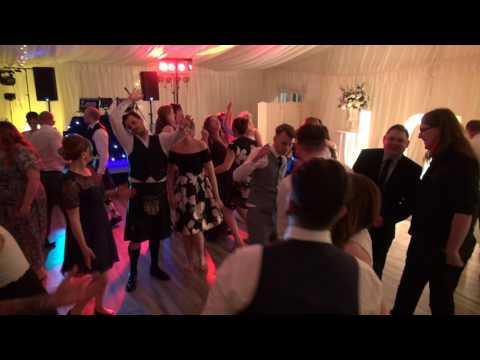 Lee Live (Wedding DJ), Edinburgh At Dunglass Estate - Don't Stop Me Now