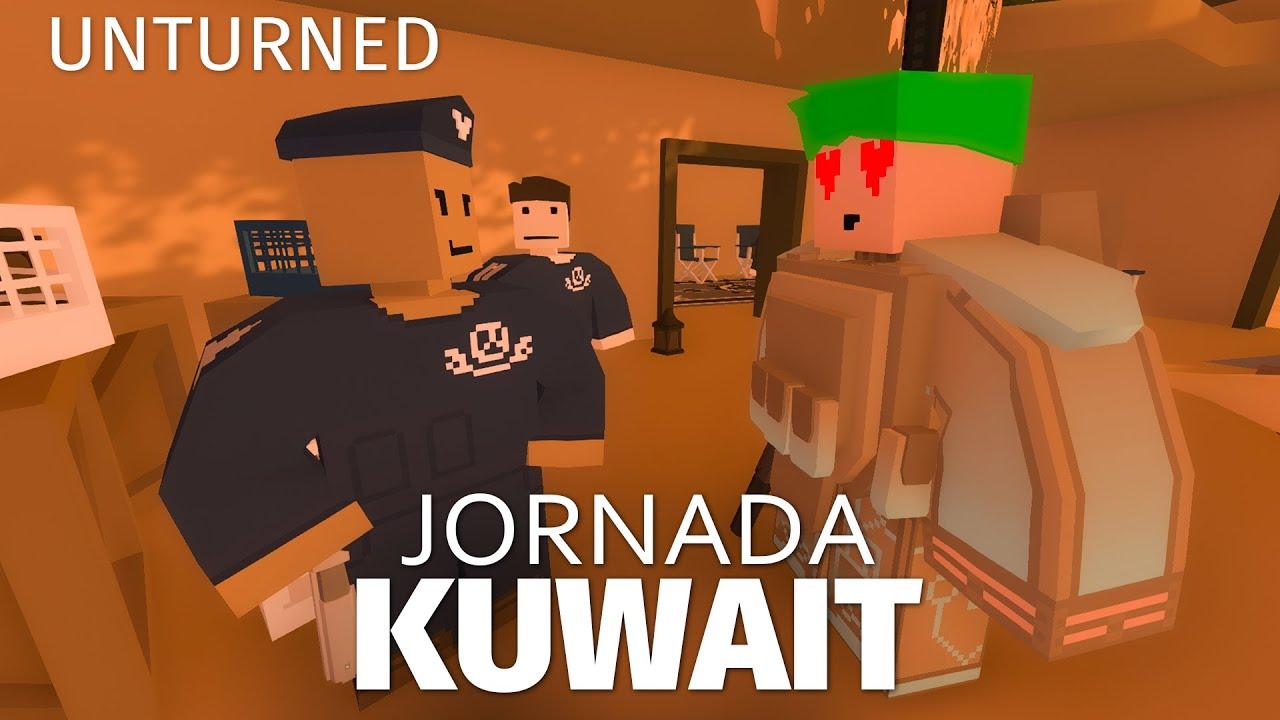 ELA ESTÁ DE VOLTA!! | UNTURNED JORNADA KUWAIT #61
