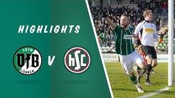 Last-Minute-Sieg gegen HSC | Highlights VfB Lübeck vs. HSC Hannover | RL-Nord 19/20