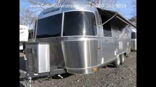23fb Airstream Flying Cloud Front Bedroom Queen Travel Trailer
