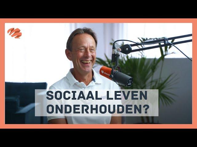 Hoe onderhoud je jouw sociale contacten?