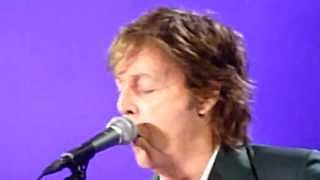 Paul McCartney Listen To What The Man Said Live Bonnaroo Manchester TN June 14 2013