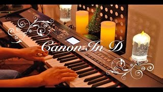 Canon In D - Brian Crain (Piano Cover)