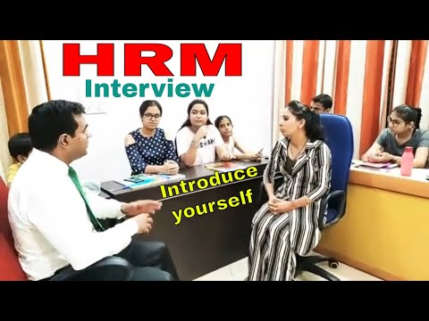 HRM #interview questions
