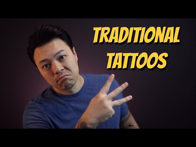 3 Reasons You Should Get a Traditional Tattoo