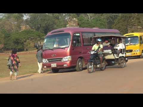 CAMBODIA TRIP ( 2019 ) PART: 26 SIGHTSEEIN AROUND SIEM REAP