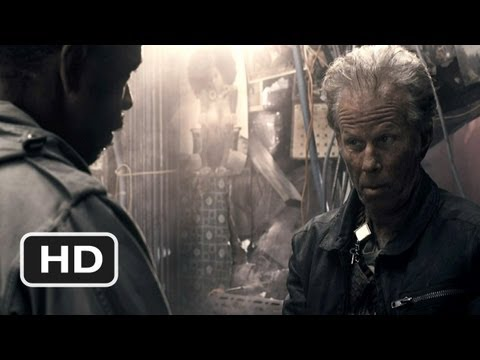 The Book of Eli #1 Movie CLIP - I'll Wait Here (2010) HD