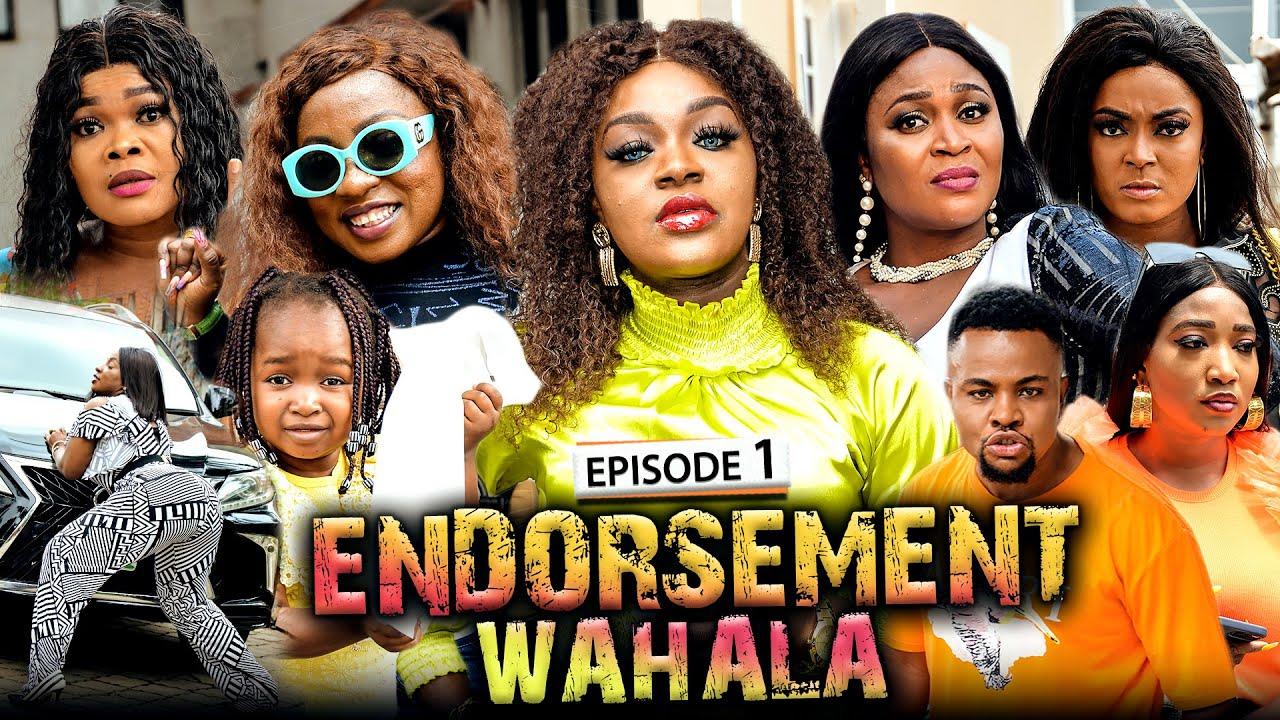 Download ENDORSEMENT WAHALA EPISODE 1 (New Movie) Chacha Eke/Oluebube 2021 Trending Nigerian Nollywood Movie