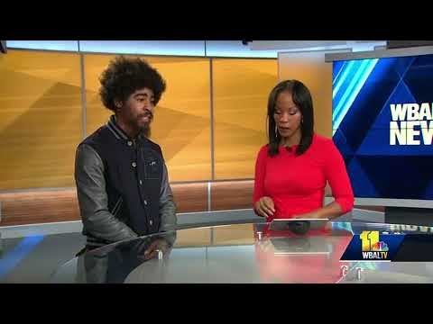 Baltimore photographer Devin Allen talks about iconic 'Time Magazine' cover