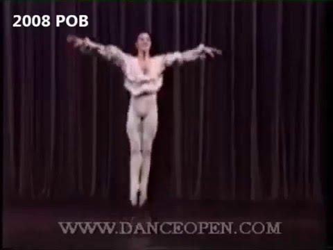 Now & Then - Tchaikovsky Pas de Deux Balanchine 1/3 - male solo 1960s-2010s d'Amboise, Baryshnikov,