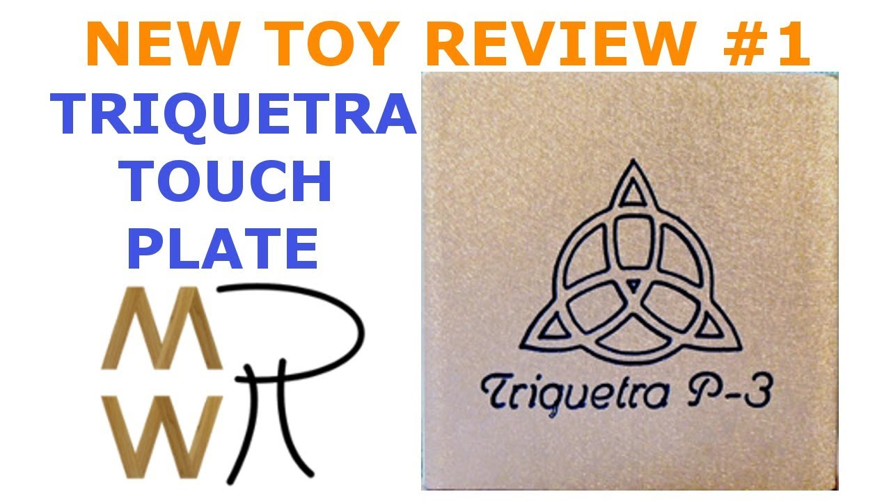 Home of the Triquetra 3 Axis Touch Plate - Triquetra-CNC