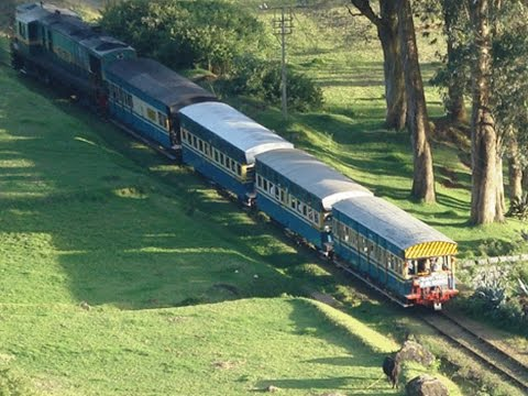 Romantic Toy Train From Ooty To Ketti - Nilgiri Mountain Railway India Full Video