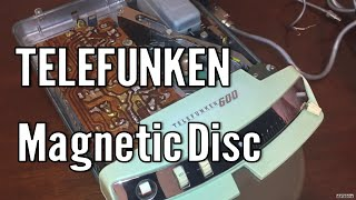 Get Round and Funky with Telefunken
