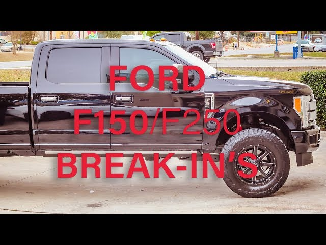 Stop Break Ins Latest Ford F150 F250 Youtube