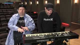 Hammond SK1-73 Organ/Stage Piano Demo - Sweetwater Sound