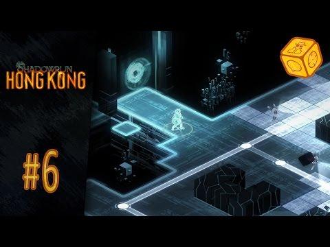 Into the Matrix! - Let's Play Shadowrun: Hong Kong #6