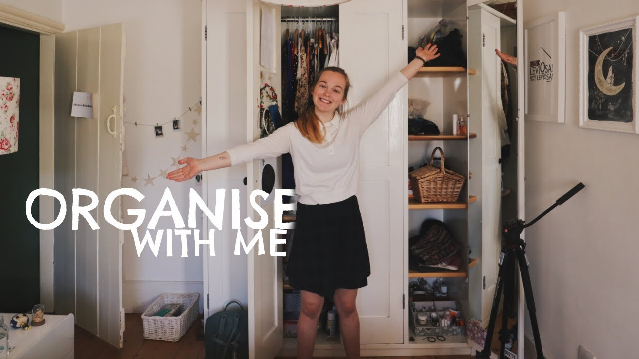 MASSIVE Organise With Me (digital & physical declutter)