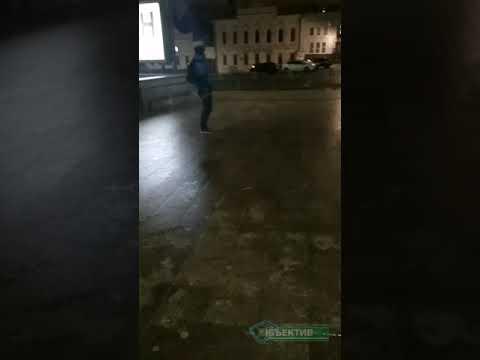 Телеканал Simon: Харьков покрыло льдом