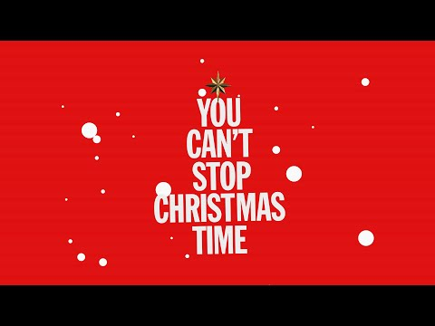 Can't Stop Christmas (Lyric Video)