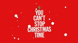 Robbie Williams | Can't Stop Christmas (Official Lyric Video)