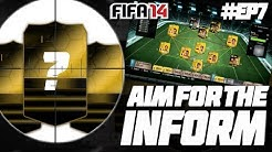 UPSIDE DOWN TEAM!? - AIM FOR THE INFORM #EP7 | FIFA 14