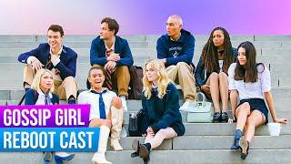Gossip Girl Reboot: Meet the Cast of the new Gossip Girl
