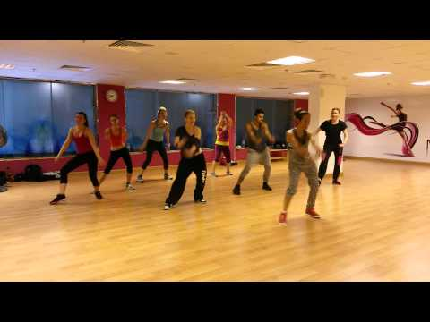 Reggaeton Workshop - Zumba Dubai - Business Bay - Mantra Fitness Club