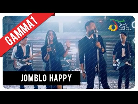 Gamma1 - Jomblo Happy  Clip