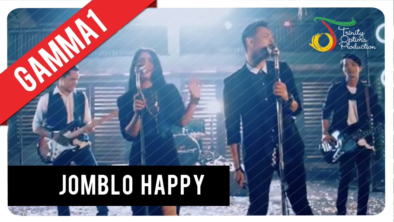 Gamma1 - Jomblo Happy | Official Video Clip #1