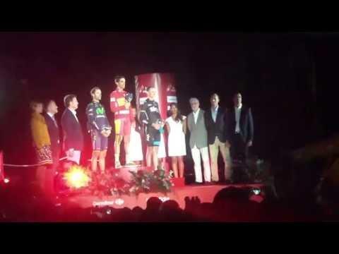 Alberto Contador gana la Vuelta a España 2014
