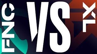 FNC vs. XL - Week 3 Day 2 | LEC Summer Split| Fnatic vs. exceL Esports (2019)