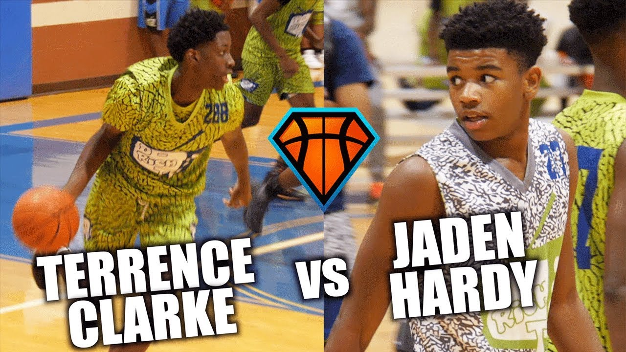 Terrence Clarke vs Jaden Hardy Turns Into SCORING BATTLE ...