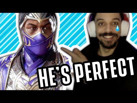Make it RAIN! - Mortal Kombat 11 REACTION