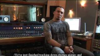 BEHEMOTH - Episode III - Guitar & Bass Tracking 2009 e.v. (OFFICIAL BEHIND THE SCENES)