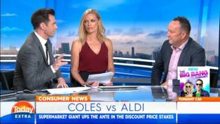 Coles vs Aldi