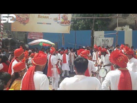 Dhol tasha pathak   Original Full Energy 2017 pune