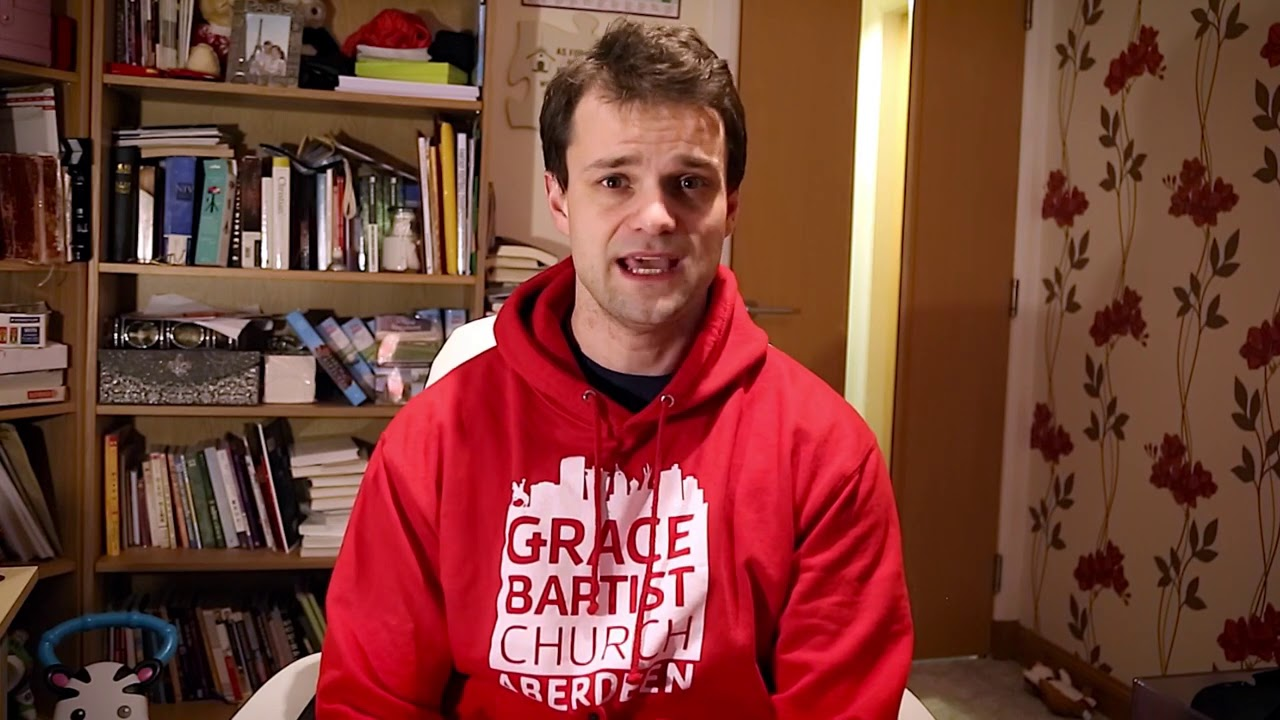 RESPONDING TO THE CHURCH LOCKDOWN IN SCOTLAND