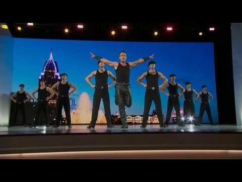 Lord of the Dance Perform at Trump Inaugural Ball