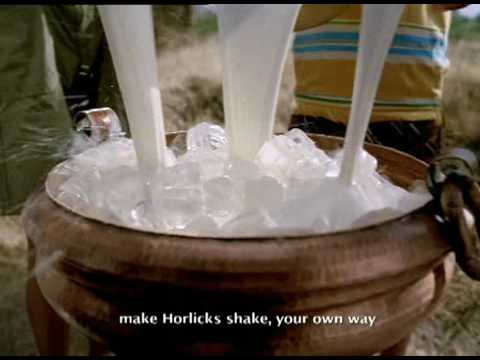Chilled Horlicks tvc